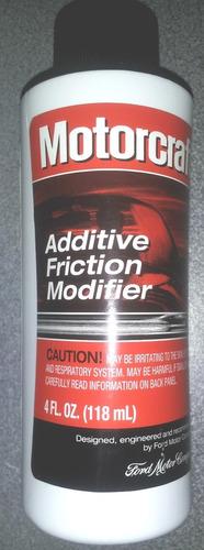Aceite Modificador Friccion Motorcraft Diferencial Autobloca