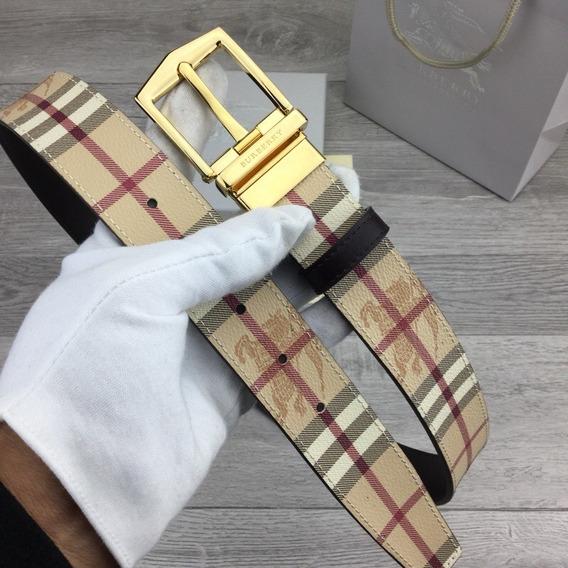 Cinturón Burberry