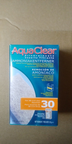 Imagen 1 de 1 de Hagen Aquaclear Repuesto Para Filtro Aquaclear 30 Amonia Acuario Peces Pecera