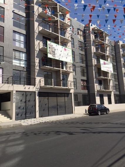 Departamento En Renta En Santa Ines, Capital 235, 2 Rec., Rg