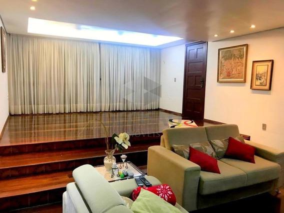 Casa À Venda, 6 Quartos, 4 Vagas, Mangabeiras - Belo Horizonte/mg - 15557