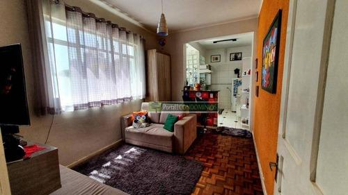 Apartamento Com 1 Dormitório À Venda, 46 M² Por R$ 199.000,00 - Centro - Curitiba/pr - Ap0809