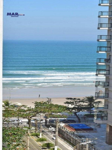 Imagem 1 de 10 de Apartamento Residencial À Venda, Barra Funda, Guarujá - . - Ap11091
