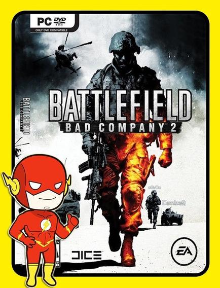 Battlefield Bad Company 2 - Origin (envio Flash)