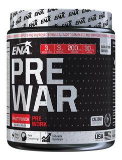 Pre War 400 Gr Pre Entrenamiento Ena + Beta Alanina Creatina