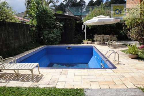 Casa Com 4 Dormitórios À Venda, 485 M² Por R$ 1.700.000,00 - Residencial Das Estrelas - Barueri/sp - Ca0976