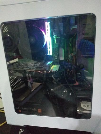 Pc Gamer Ryzen 5 , Gtx 1060 6g , 16 G Gskill Rgb 3000 Mhz