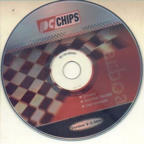 Cd Original De Instalação Da Placa Mãe Pc Chips Versão V-3.4