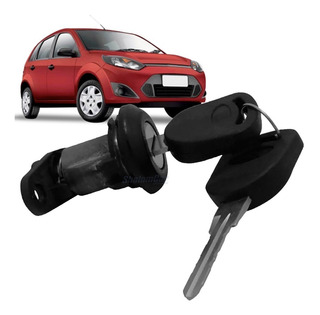 Cilindro Miolo Porta Malas Fiesta Hatch Amazon 02 Em Diante