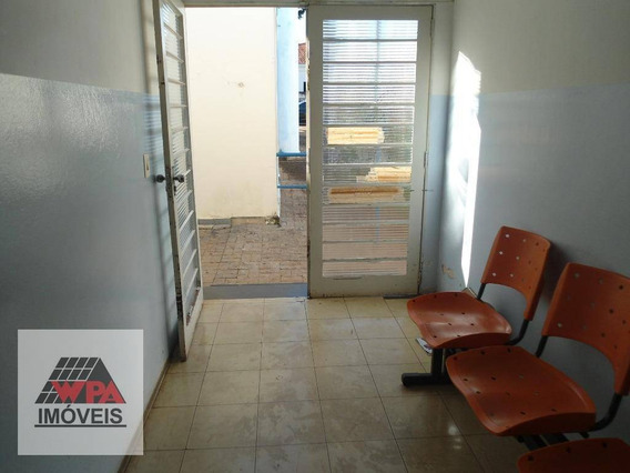 Salão Comercial Para Locação, Vila Cordenonsi, Americana - Sl0244. - Sl0244