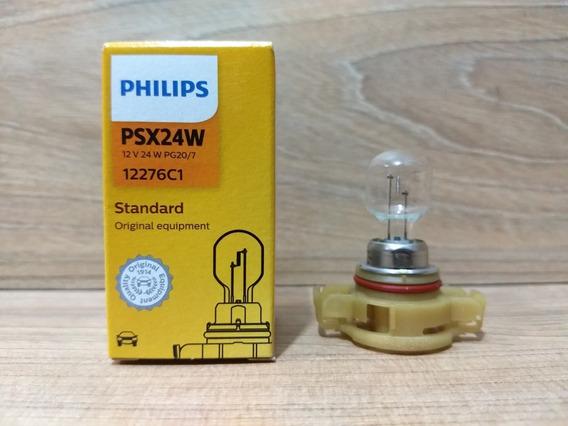 Lampada Farol Auxiliar Milha 207 307 C3 C4 208 3008 H16 Phil