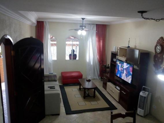 Sobrado Residencial À Venda, Jardim Leila, Guarulhos. So0513 - So0513