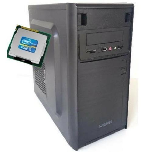 Cpu Pc Intel Core I5 3.2 4gb Hd 500 Gb Limpa Estoque