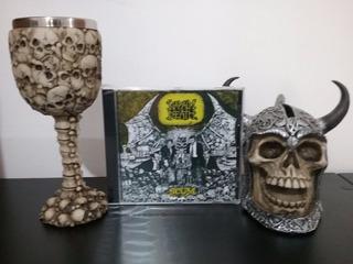 Napalm Death - Scum - Sellado - Cd Importado