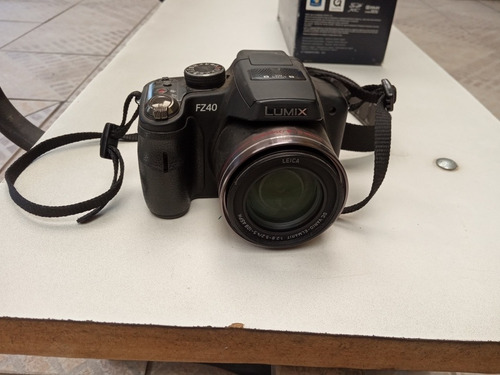 Câmera Panasonic Dmc Fz40