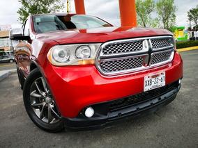 Dodge Durango Citadel V8 Awd At 2012 Posible Cambio