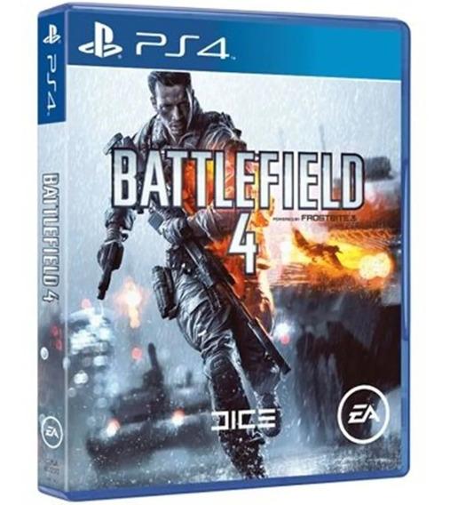 Jogo Battlefield 4 - Ps4 Lacrado Original