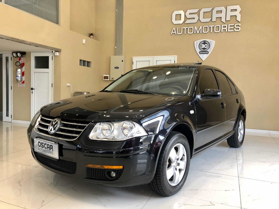 Volkswagen Bora 2.0 Full Trendline 115cv Negro Año 2012 =0km