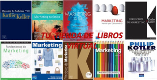 Marketing Kotler - Pack 10 Libros
