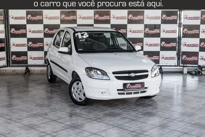 Chevrolet Celta Lt 1.0 Vhce 8v Flexpower 4p Mec. 2013