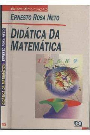 Didática Da Matemática - Série Educação
