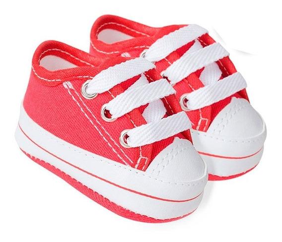 Tênis Star Baby - Vermelho.