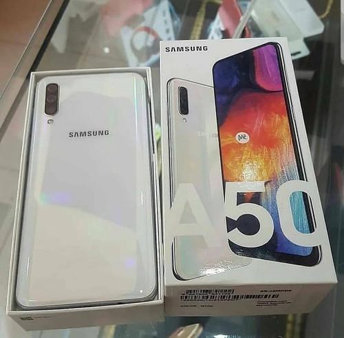Samsung Galaxy A50 De 128gb Nuevo Súper Oferta-809-834-7384
