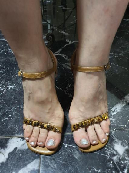 Sandalias Con Piedritas (clb)
