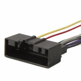 Plug Chicote De Ligação + Adaptador De Antena Ford Ka +