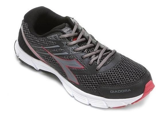 Tênis Diadora Speed W Black/pink