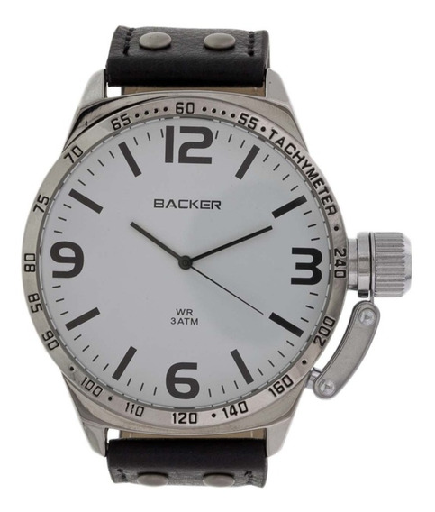 Relógio Backer Masculino Promo 60% Off ! Mod 3187122m