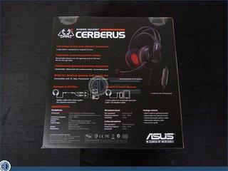 Audifonos Gamer Asus Cerverus