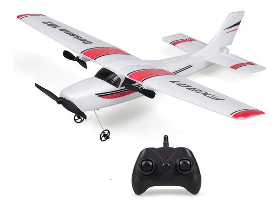 Aeronave A Control Remoto Fx801 2.4ghz 2 Canales.