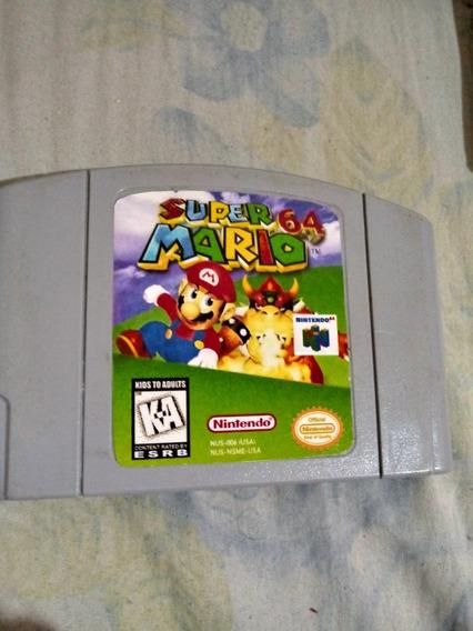 Super Mario 64 Bem Conservada!