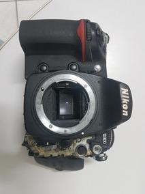 Camera Nikon D300 Peças