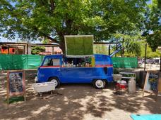 Alquiler Kombi Food Truck, Barra Movil Combi, Barra Libre