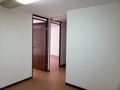 Rento Oficina 45 Mtrs Col. Roma Edificio Pequeño Ubicado