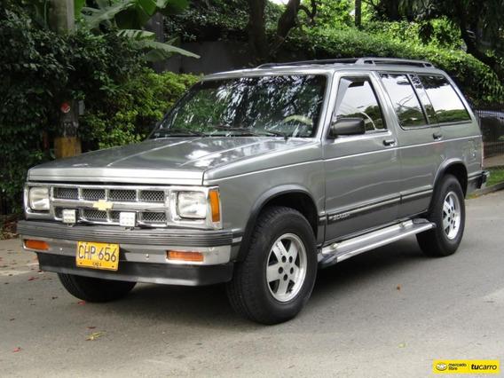 Chevrolet Blazer 4300 Cc Mt 4x4