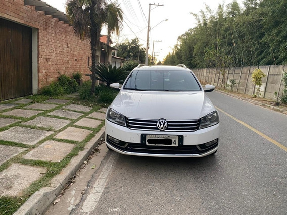 Volkswagen Passat Variant 2.0 Tsi 5p 2013
