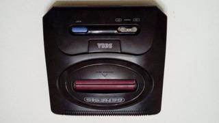 Consola Sega Genesis Mega Drive 2 + Cartuchos