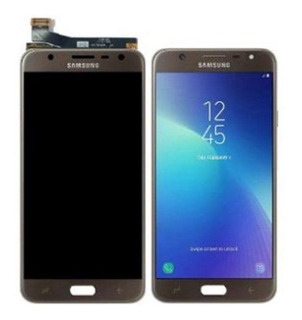 Display Tela Touch Frontal Lcd Samsung J7 Prime 2 Marrom