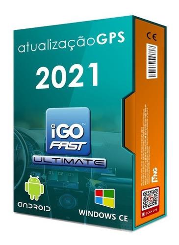 Cartão Gps Central Multimidia Caska Atualização