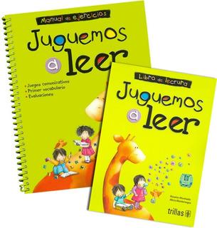 (décima Edición ) De Juguemos A Leer + Libro Lectura