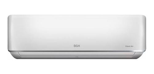 Imagen 1 de 3 de Aire acondicionado BGH Silent Air split frío/calor 4472 frigorías blanco 220V BS45CP