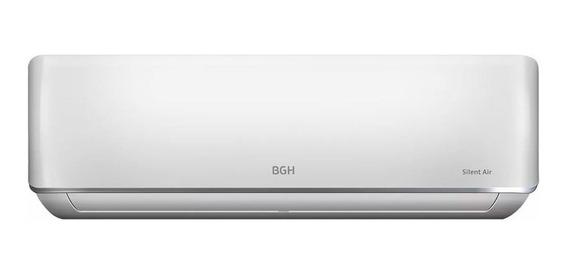 Aire acondicionado BGH Silent Air split frío/calor 4400 frigorías blanco BS45CP