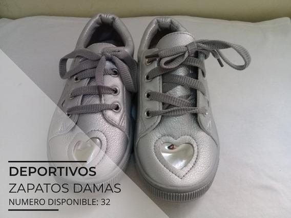 Zapatos Deportivos Para Damas Bloom Numero 32