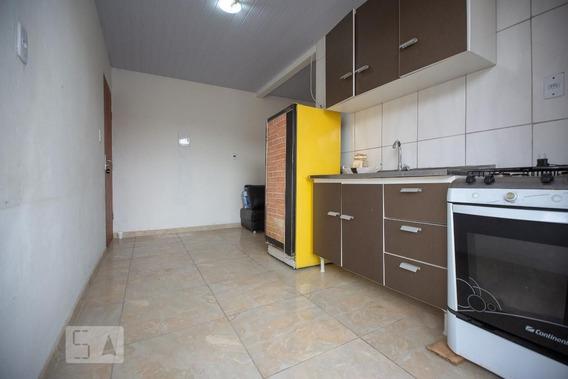 Apartamento No 1º Andar Com 1 Dormitório - Id: 892958156 - 258156