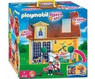 Casa Maleta Playmobil 4145