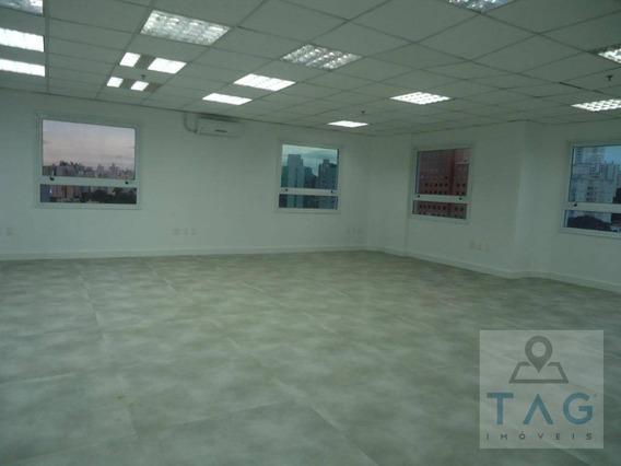 Sala Comercial Para Locação Com 240 Metros Quadrados Na Chácara Da Barra Em Campinas - Sp. - Sa0092