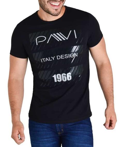 Playera Caballero Pavi Italy 04-0199